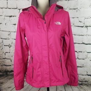 The North Face Rain Jacket Medium